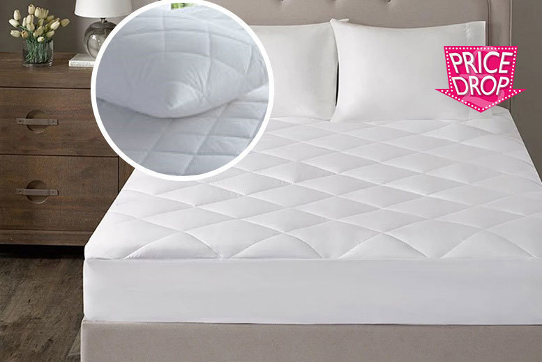 Quilted Mattress Quilted Mattress Protector - 5 Sizes!