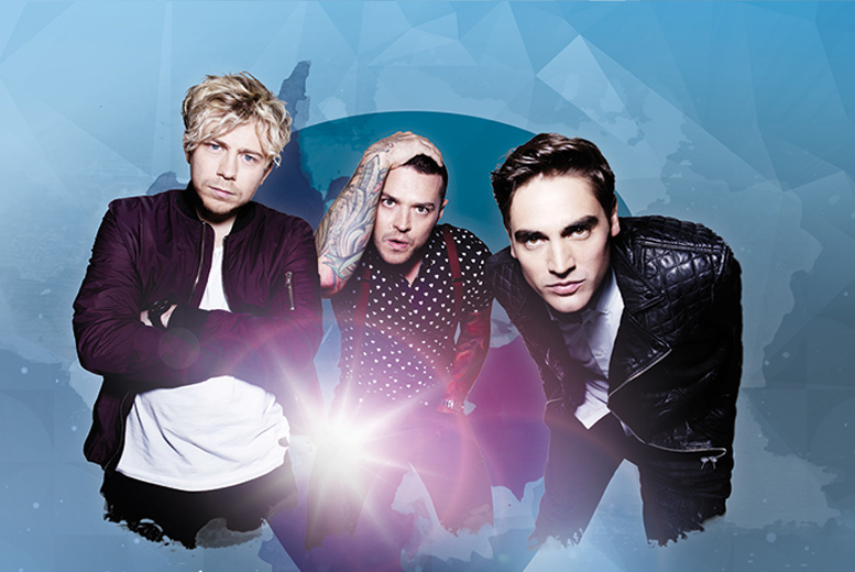 £15 instead of £29.50 for a ticket to see Busted perform on 2nd September 2016 at Scarbourgh Open Air Theatre - save 49%