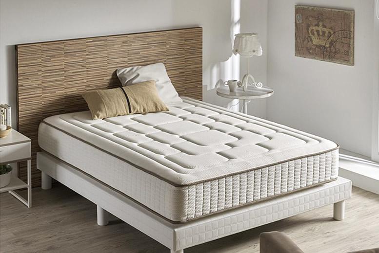 Luxury Cashmere Visco Memory Foam Mattress