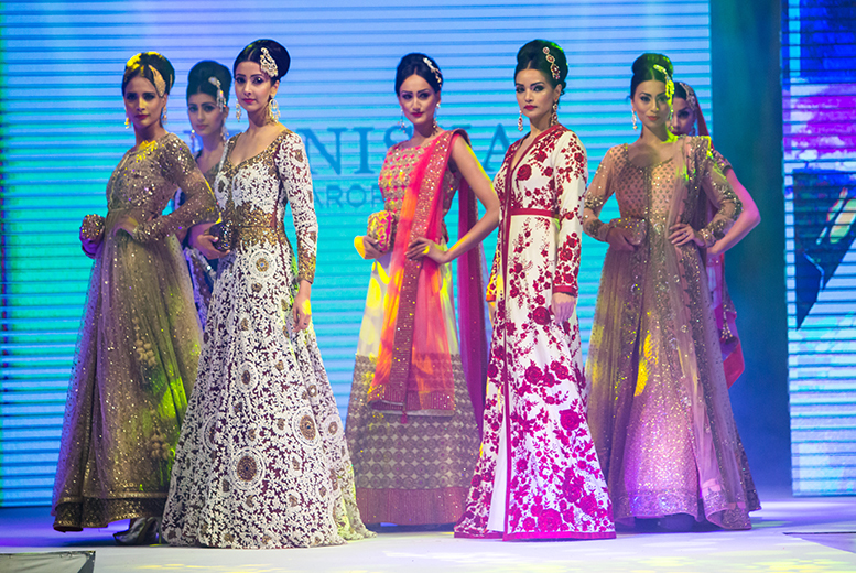 £9 instead of £16 for two tickets to The National Asian Wedding Show at ExCeL, London - save 44%