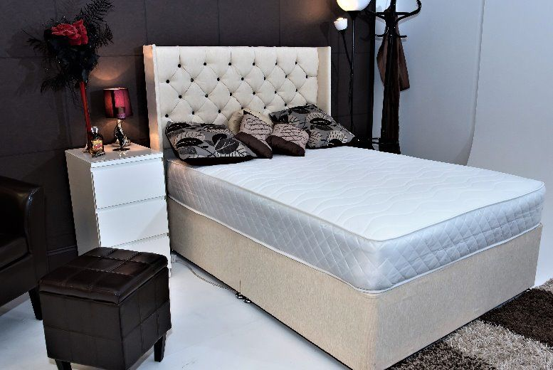 Cool Touch Orthopaedic Quilted 'Summer Nights' Mattress