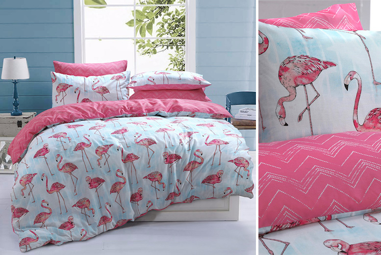 Quirky Duvet Sets - 3 Designs & 3 Sizes!