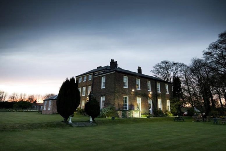 £49 (at Rowley Manor) for an overnight Yorkshire stay for two & breakfast, £89 with dinner, £99 for a 2nt stay, £129 for 2nts, dinner & afternoon tea – save up to 51%