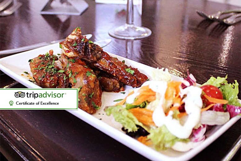 £25 instead of up to £50.80 for a three-course Turkish meal for two people at Istanbul Grill, Prestwich - save up to 51%