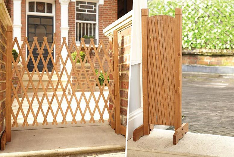 £12 instead of £29.99 (from Easylife) for an expanding portable fence - save 60%