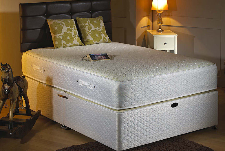 3000 Deep Sleep Memory Pocket Sprung Mattress - 3 Sizes!