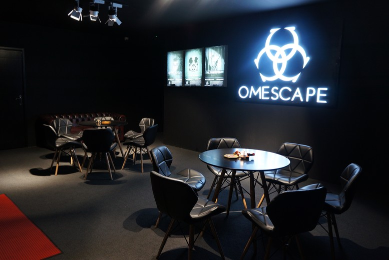 £69 instead of £119 for an off-peak real-life escape game for up to seven people, or £79 for a peak game at Omescape, Kings Cross - save up to 42%