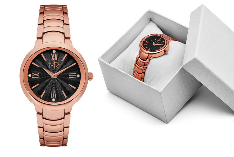 Mia Diamond Rose Watch - 6 designs!