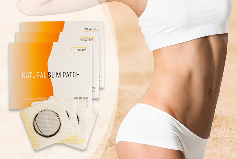 £6 instead of £30.96 (from Forever Cosmetics) for a 30-day supply* of magnetic 'slimming' tummy patches - save 81%