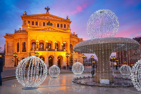 From £89pp (from Crystal Travel) for a two-night German Christmas market break including flights, from £119pp for a three-night break - save up to 58%