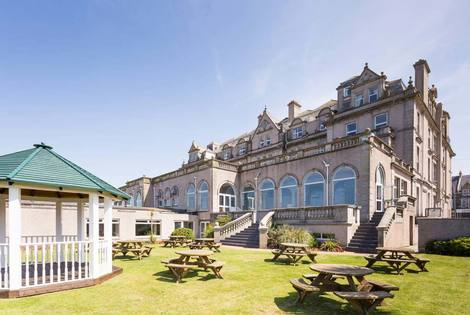 From £129 (at The Legacy Hotel Victoria) for a two-night Cornwall break for two with dinner, breakfast, bottle of Prosecco and spa access - save up to 34%