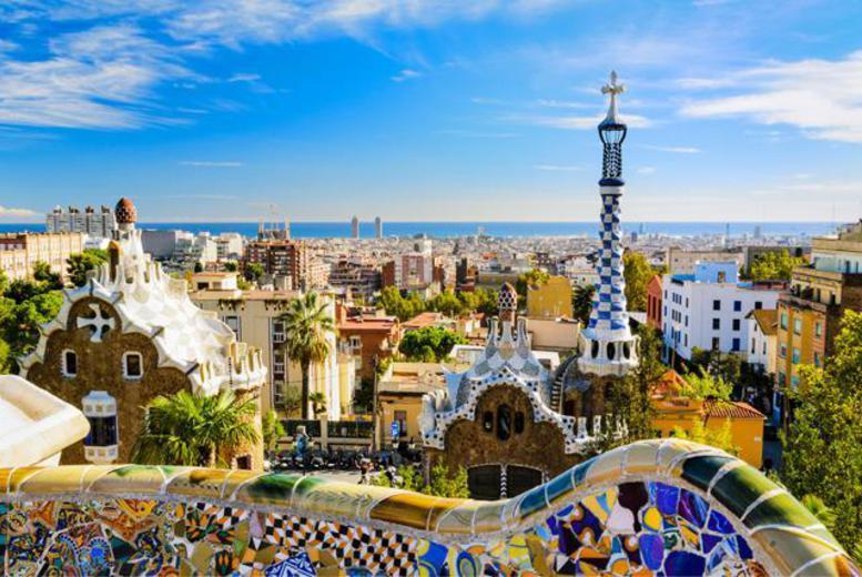 From £89pp (with Tour Center) for a 2-night 4* Barcelona beach break with breakfast and return flights, from £129pp for 3nts or from £199 for 5nts - save up to 25%