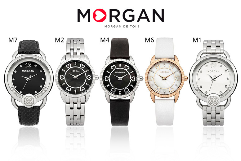 Ladies Morgan Watches - 14 Designs!