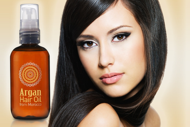 £12.50 instead of £44.99 (from BlushLook) for 100ml Moroccan Argan Hair Treatment Oil, £23.50 for 2 bottles or £32.50 for 3 - save up to 72%