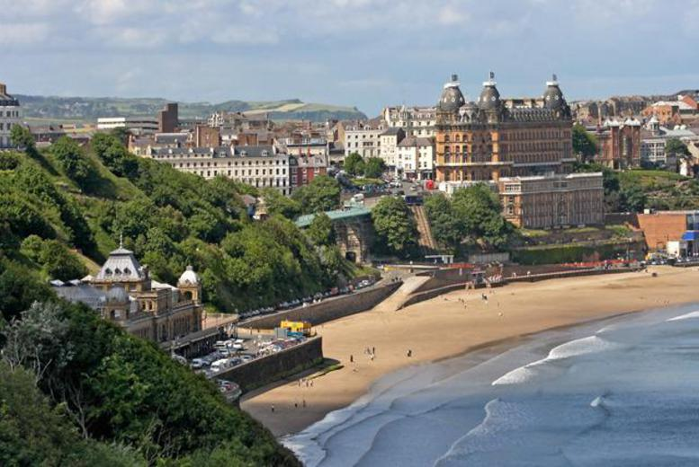 Club Double Room Grand Hotel Scarborough