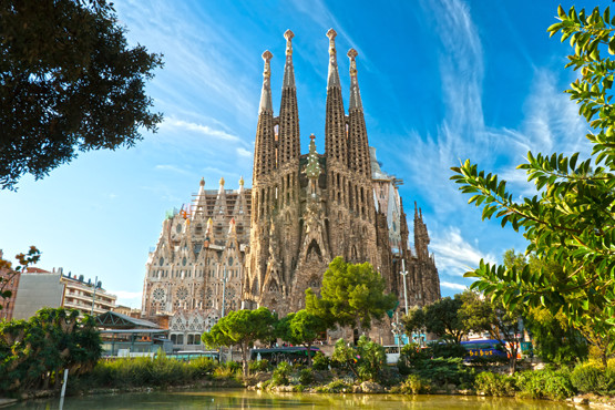 £179pp for 2 nights, or £199pp for 3 nights for 2 at the 4* Hotel Husa Illa, Barcelona inc. return flights, with Viva Holidays – save up to 32%