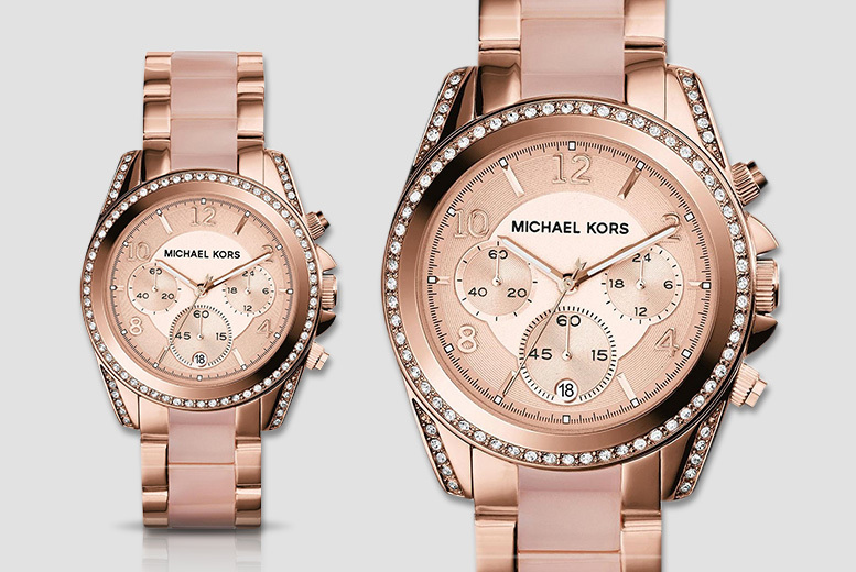Michael Kors MK5943 Blush Watch