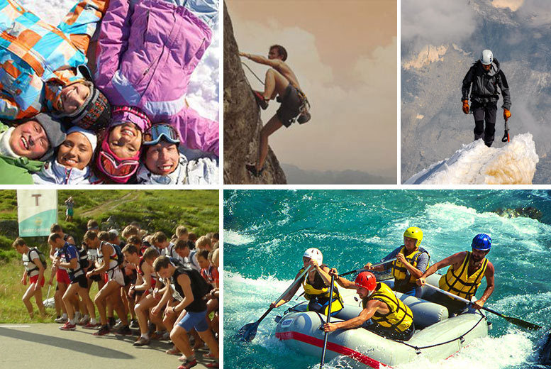£14 instead of £60 for a 12-month gold membership to 8th Day Adventure - save 77%