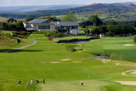 £65 for an overnight stay for two with breakfast and a spa treatment or round of golf, £109 for two nights at Castle Dargan Golf Hotel & Wellness Resort - save up to 60%