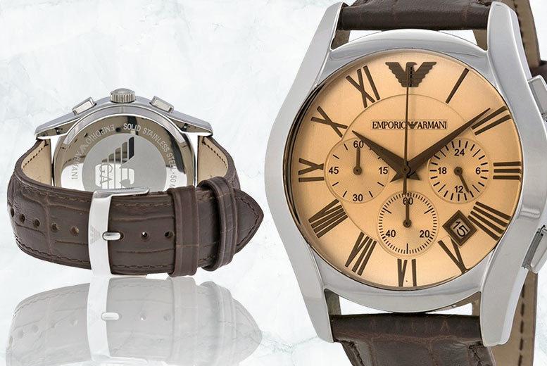 Men's Emporio Armani AR1634 Watch