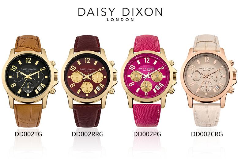 Daisy Dixon Ladies' Adriana Watch- 4 Colours!