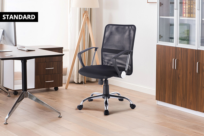 High or Low-Back Office Chair from £39.00
