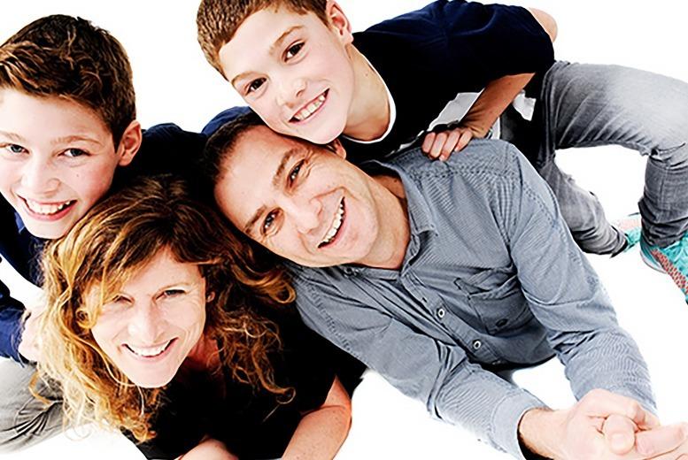Family Photo Shoot & Prints