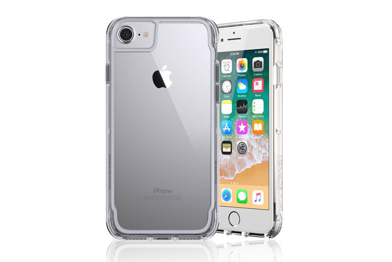 Clear Griffin Survivor Tough Rear iPhone Case – Drop Tested! for £9.99