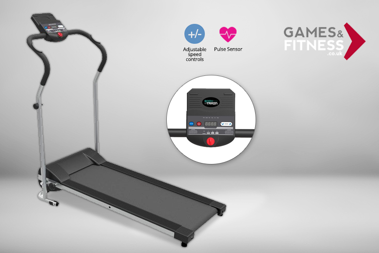 500W Electric Folding Home Treadmill for £139.00