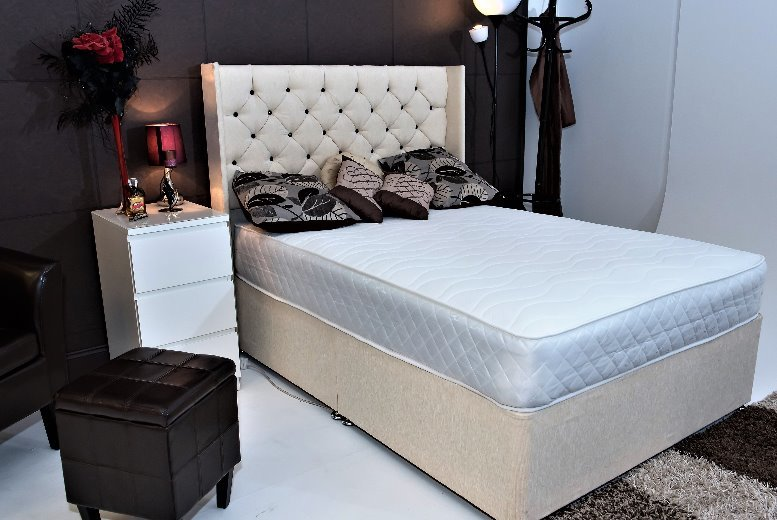 Cool Touch Orthopedic Quilted Mattress (£59)