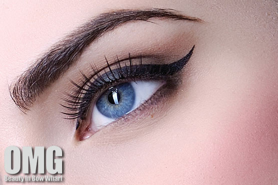 £9 instead of £25 for 3D eyebrows, including waxing, tweezing and tinting at OMG Beauty, Bow Wharf – save 64%