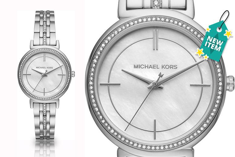 Michael Kors Women's Stainless Steel MK3641 Watch
