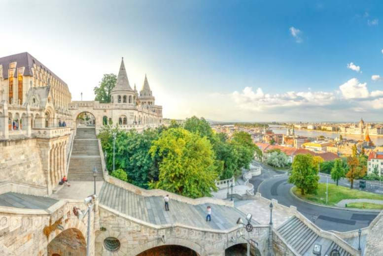 2-3nt Central Budapest Stay and Flights - Optional Private Széchenyi Spa Entry!