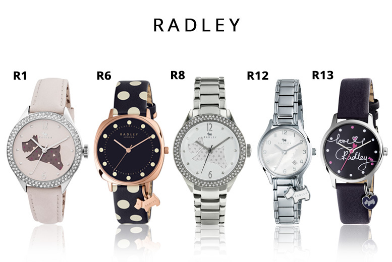Ladies Radley Watch - 17 Designs!