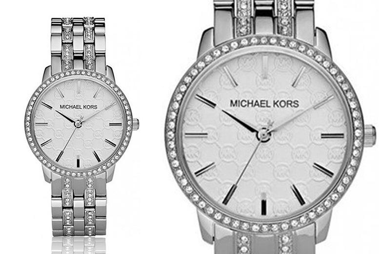 Ladies Michael Kors 'Glitz' MK3148 Watch