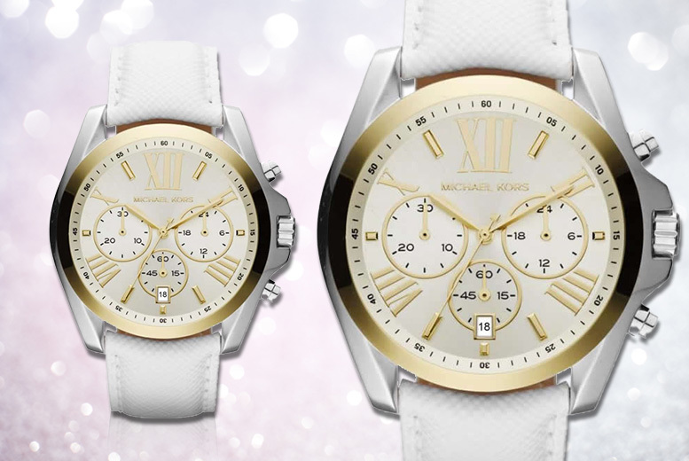 Ladies Michael Kors MK2282 Bradshaw Watch