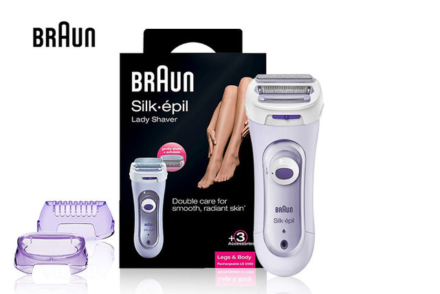 Braun BRAL5560 Cordless Electric Shaver | Hair Removal deals