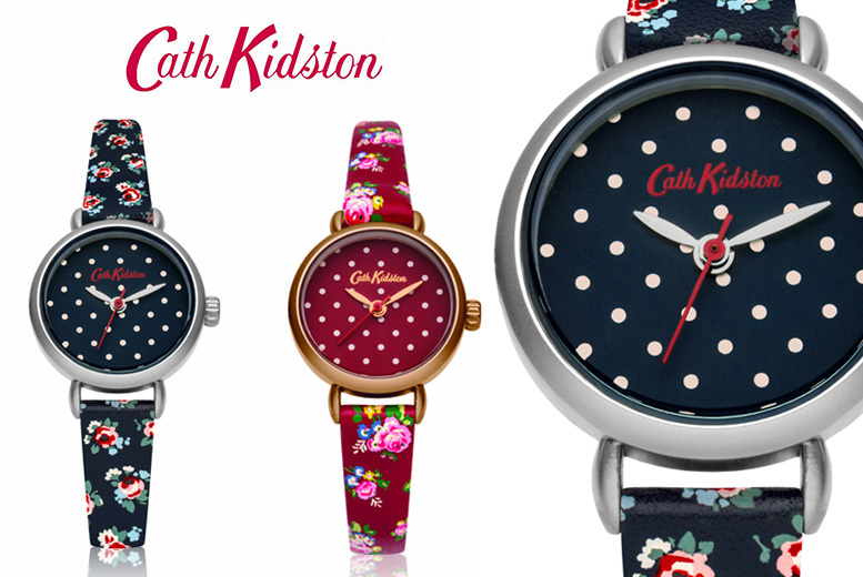 Cath Kidston Ladies' Watches - 2 Colours!