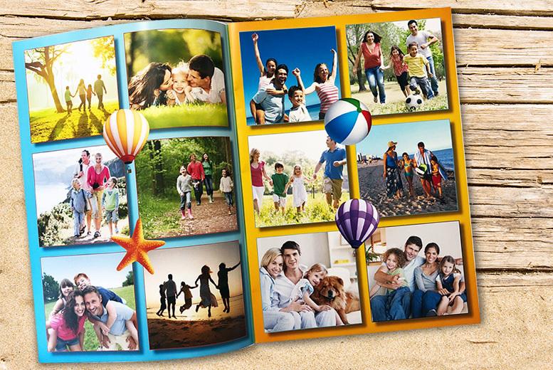 Personalised 20-Page A4 Softback Photobook
