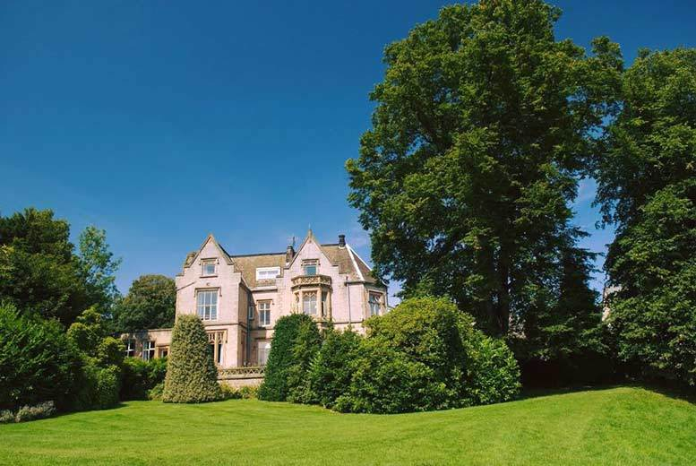 Spa Day, Treatment and Afternoon Tea for 2 @ 4* Kenwood Hall Hotel