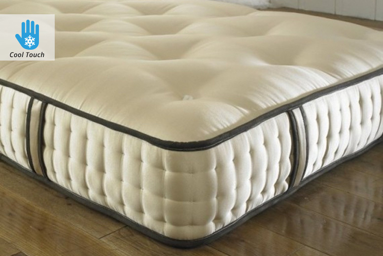 CoolBlue 2000 Pocket Spring & Memory Foam Mattress