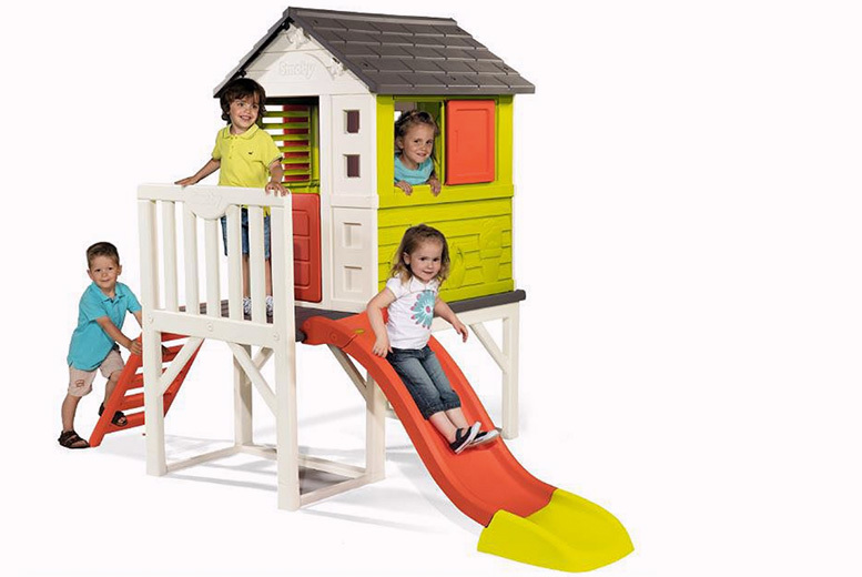 £219 instead of £399.99 (from Smoby) for a Smoby playhouse on stilts - save 45%