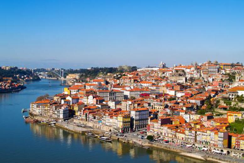 £185pp for 2 nights B&B for 2 at the 4* Trindade Hotel in Porto including return flights, or £215pp for 3 nights – save up to 25%