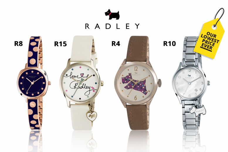 Ladies Radley Watch - 19 Designs!