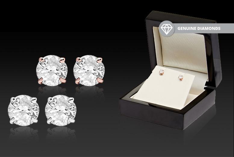 0.25CT Diamond Studs
