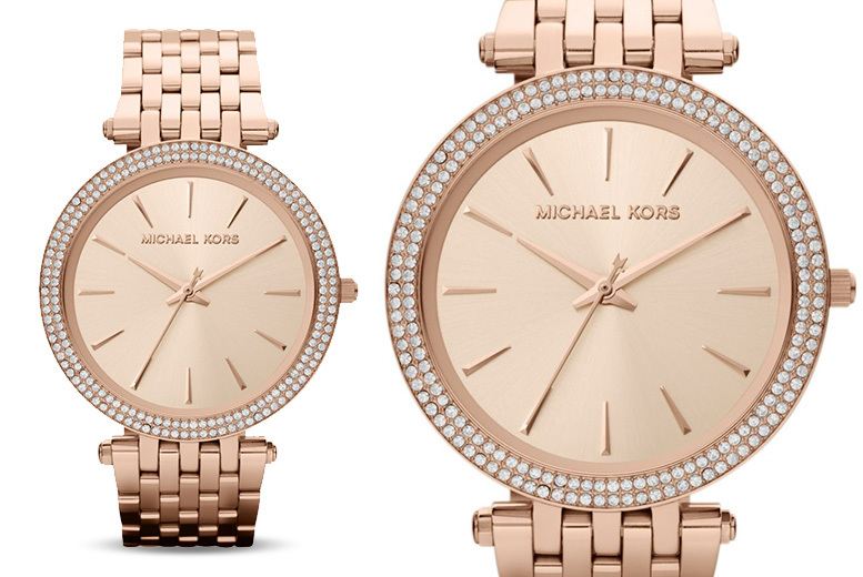 Michael Kors MK3192 Darci Ladies' Watch