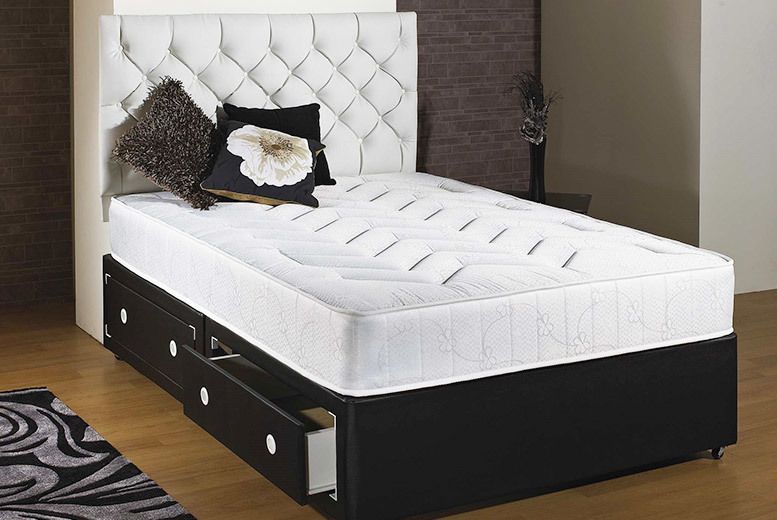 Quilted Orthopaedic Mattress - 6 Size Options!