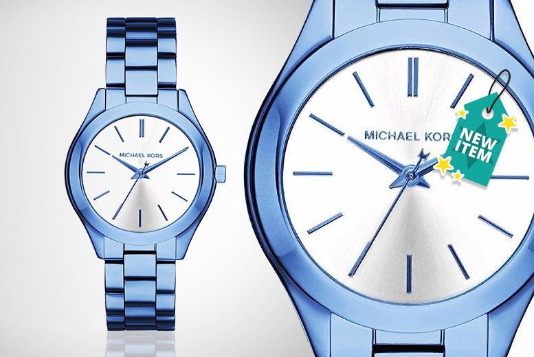 Michael Kors MK3674 Slim Ladies' Watch