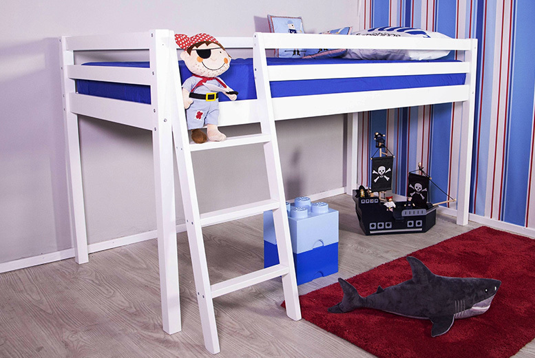 Taylor Midsleeper Bed Frame