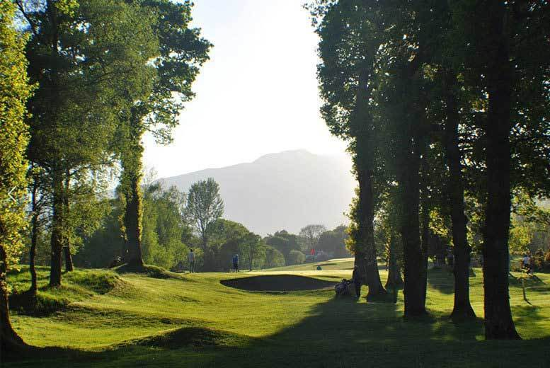 Golf Day Pass & Breakfast Roll for 1 or 2 @ Callander Golf Club